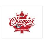 Canada 2014 Small Poster