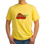 KONO San Antonio (1957) - Yellow T-Shirt