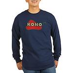 KONO San Antonio (1957) - Long Sleeve Dark T-Shirt