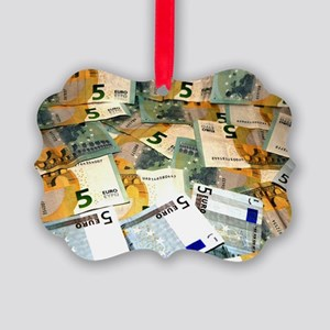 Money Picture Ornament