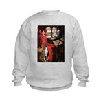 Lady & Boxer Kids Sweatshirt