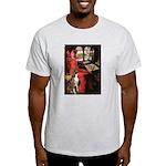 Lady & Boxer Light T-Shirt