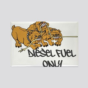 Diesel fuel only Magnets
