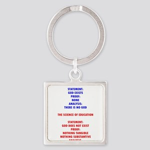 The Science Keychains