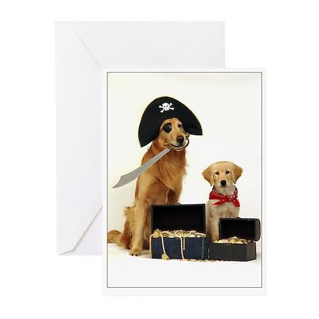 Golden Pirates Happy Birthday SNAPshotz Photocards