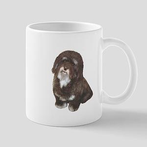 Havanese (brn-blk) Mug