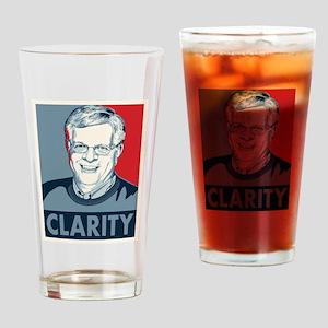Dennis Prager Clarity Drinking Glass
