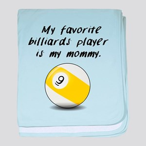 My Favorite Billiards Player (Nine Ball) Is My Mom