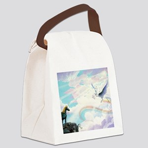 Crystal Steeds2 Canvas Lunch Bag