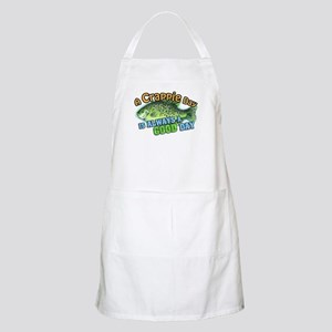 Having a Crappie Day? Apron