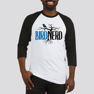 Bird Nerd Baseball Jersey