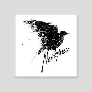 Nevermore Raven Sticker