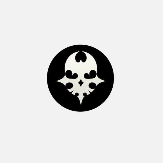 Player Pin Mini Button