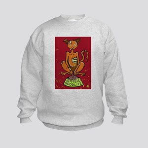 Zombie Kitty Sweatshirt