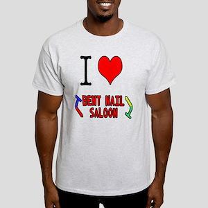 I Heart BNS Light T-Shirt