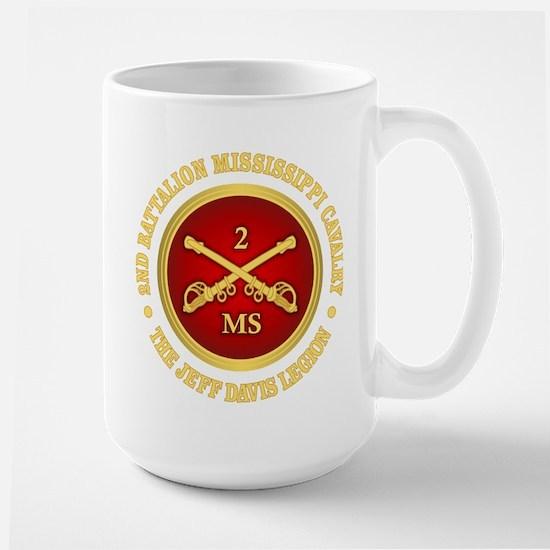 2nd Battalion Mississippi Cavalry Mugs