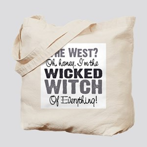Wicked Witch of Everything G Tote Bag