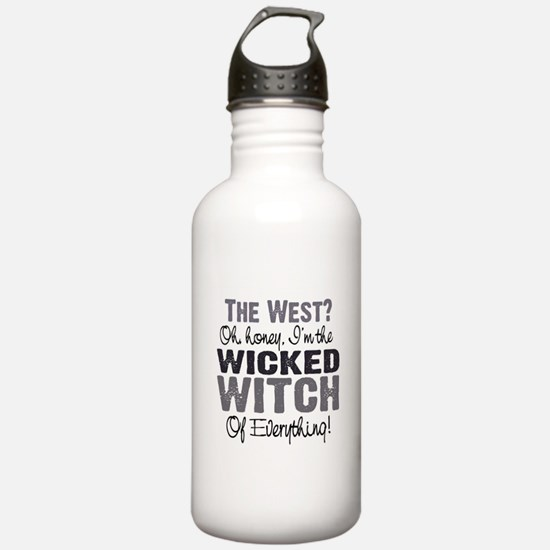 Wicked Witch of Everything G Water Bottle