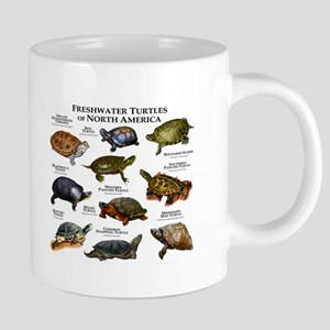 Freshwater Turtle of North America Mugs