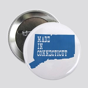 """Made In Connecticut 2.25"""" Button"""