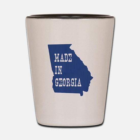 Georgia Shot Glass