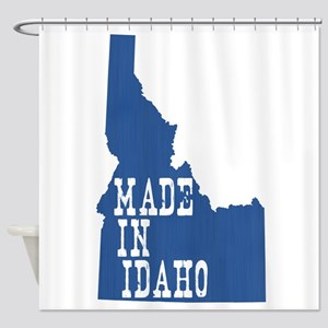 Idaho Shower Curtain
