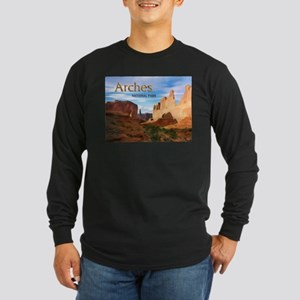 Arches Smaller Long Sleeve T-Shirt