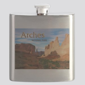 Arches Smaller Flask