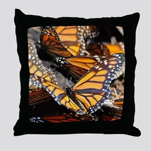 Butterfly 1 Square Throw Pillow