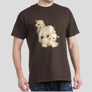Lamb Pair Dark T-Shirt