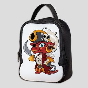 Baby Pirate Dragon Neoprene Lunch Bag