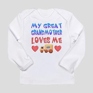 greatgrandmatruck Long Sleeve T-Shirt