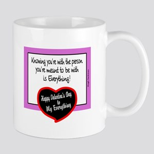 Meant To Be With-Hugh Jackman/t-shirt Mugs
