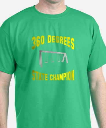 360 Degrees State Champion T-Shirt