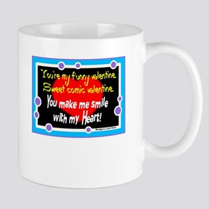 My Funny Valentine-Rodgers and Hart/t-shirt Mugs
