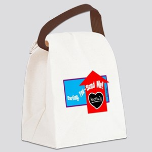 You Send Me-Sam Cooke/t-shirt Canvas Lunch Bag