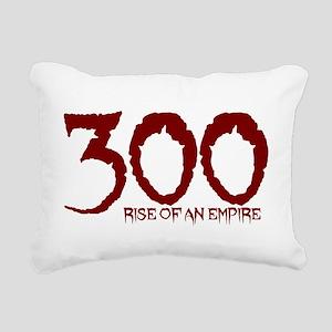 300: Rise of an Empire Rectangular Canvas Pillow