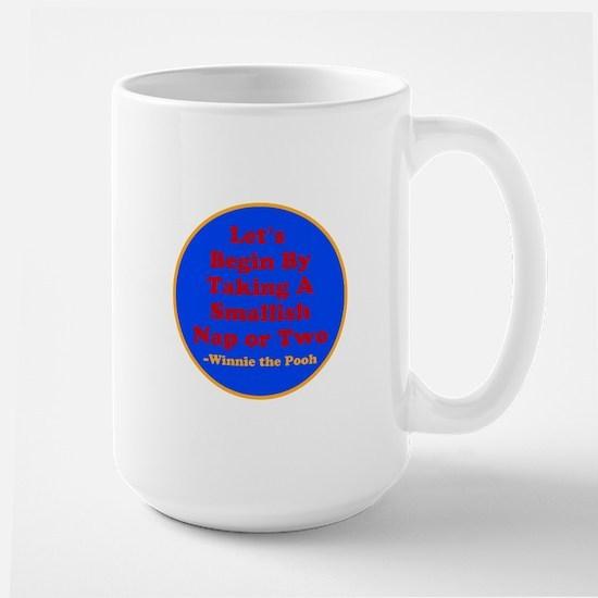 A Smallish Nap Mugs