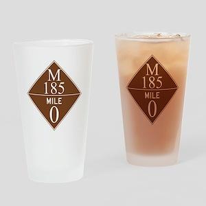 M 185 / Mackinac Island Drinking Glass