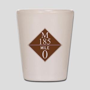 M 185 / Mackinac Island Shot Glass