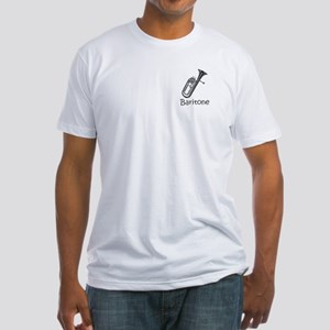 Bari (P) Anything.. Fitted T-Shirt