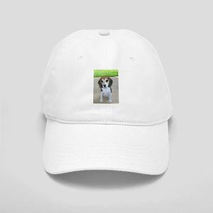 Adorable Beagle Puppy Baseball Cap