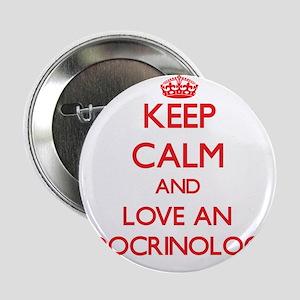 "Endocrinologist 2.25"" Button"