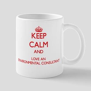 Environmental Consultant Mugs