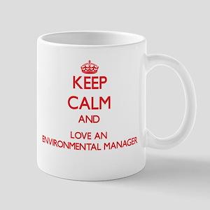 Environmental Manager Mugs