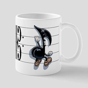 Scaling Note Mug