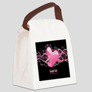 Japanese koi  Canvas Lunch Bag