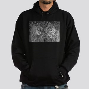 Were All Mad Here Hoodie