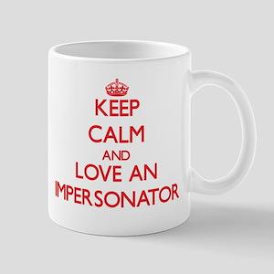 Impersonator Mugs