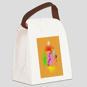 Sochi Canvas Lunch Bag